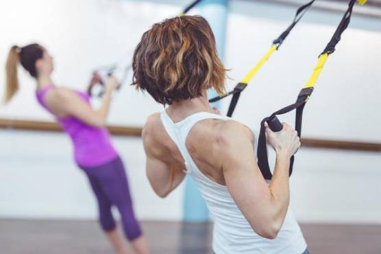 Teaching the Suspension Trainer Row to Personal Training Clients