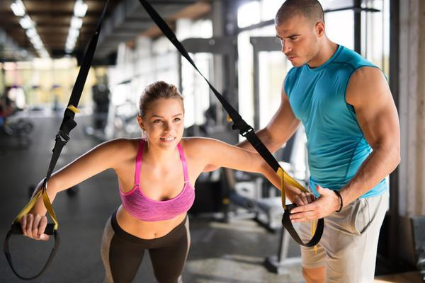 3 Reasons You Should Be Using Suspension Trainers with Online Personal Training Clients