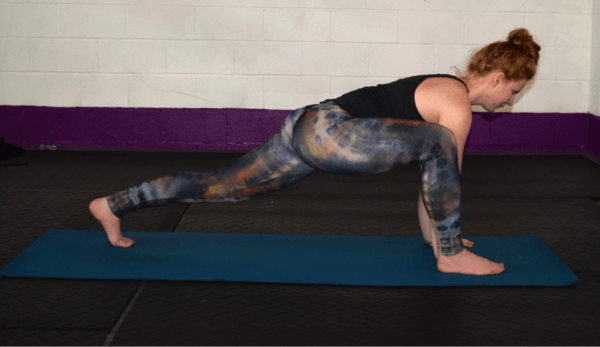 Hip Opening Stretches Part 3