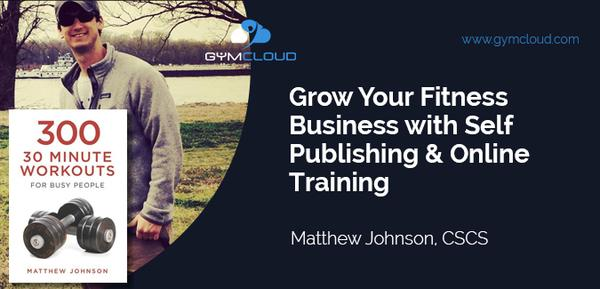 GymCloud Podcast Episode 2 with Matthew Johnson