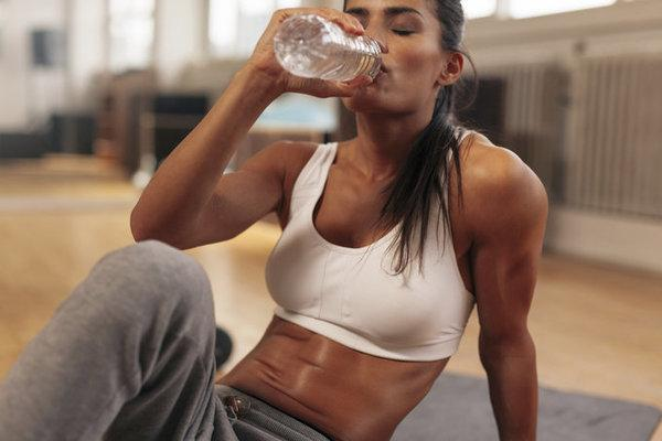 Preventing Injury with Proper Hydration